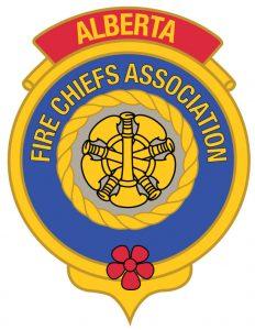 icisf Canada, ACIAC, and ACIPN affiliate Alberta Fire Chiefs Association logo