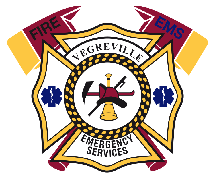 ACIPN Member Vegreville Fire Department and EMS Logo