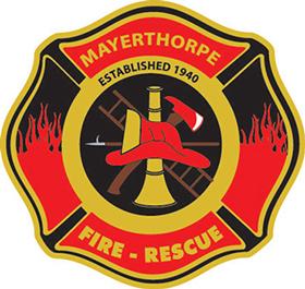 icisf Canada, ACIAC, and ACIPN member Mayerthorpe Fire Rescue logo
