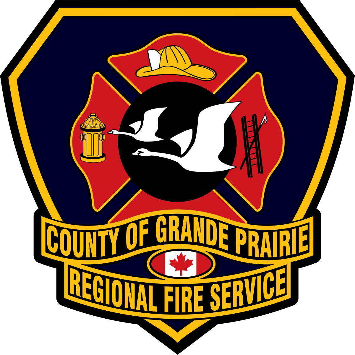 County of Grand Prairie Regional Fire Service